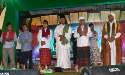 Rangkaian PIONIR Kemenag Gelar PTKIN Bersholawat Bersama Gus Muwafiq. (Foto Untuk NUSANTARANEWS.CO)