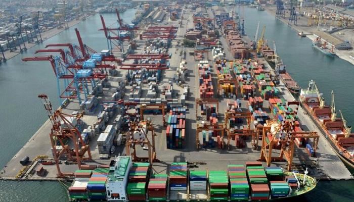 Pelabuhan Tanjung Periok. (FOTO: Istimewa)