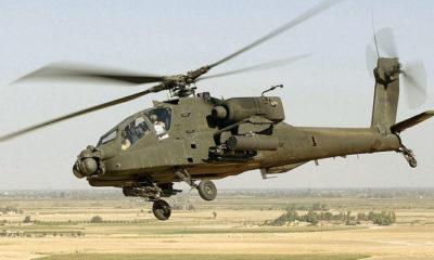 India akan tempatkan heli serang AH-64 Apache