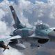 Jet Tempur F 16 Viper. (Istimewa)