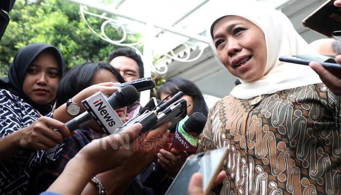 KPK Kembangkan Kasus Bupati Tulungagung di Pemprov, Gubernur Khofifah Ingatkan OPD SOP Pengelolaan Keuangan, nusantaranewsco