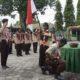 Kasdim Ngawi Pimpin Pelantikan Saka Wira Kartika Kodim 0805Ngawi Tahun 2019. (FOTO: NUSANTARANEWS.CO)
