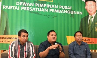 Kaukus Muda PPP Dukung Penuh Pelaksanaan Mukernas IV. (Foto Istimewa Dok. NUSANTARANEWS.CO)