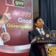 Ketua PERKAHPI Periode 2019-2014 Terpilih Sabela Gayo Saat Memberikan Sambutan. (Foto Istimewa untuk NUSANTARANEWS.CO)