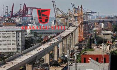 Kralatau Steel Sekarat, Ironi Pembangunan Infrastruktur (Foto Ilustrasi)