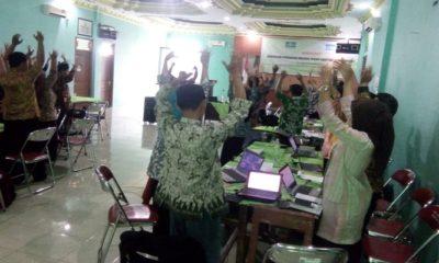 pendidikan inklusif, lp ma'arif, pwnu jata tengah, workshop kurikulum, kurikulum pendidikan, nusantaranews