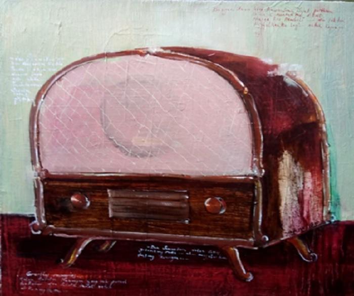 Lukisan karya Yaksa Agus, Great Memories. (FOTO: Istimewa)