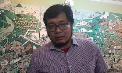 Manager Kajian Kebijakan Walhi Boy Even Sembirin (Foto Dok. Kabar24.bisnis.com)