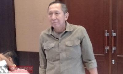 Mantan Kepala Staf Umum Tentara Nasional Indonesia (TNI) Letjen (Purn) Johanes Suryo Prabowo. (Foto: NUSANTARANEWS.CO/Romandhon)