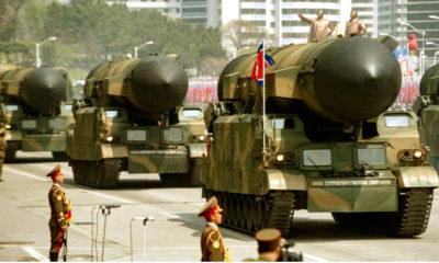 Mengapa Korea Utara Melakukan uji coba rudal