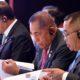 Menteri Pertahanan Republik Indonesia Ryamizard Ryacudu saat memaparkan pandangannya di hadapan Menhan dan Sekjen ASEAN dalam 13th ASEAN Defence Ministers Meeting (ADMM), Bangkok, Thailand, Kamis (11/7/2019). (FOTO: Dok. Kemhan)