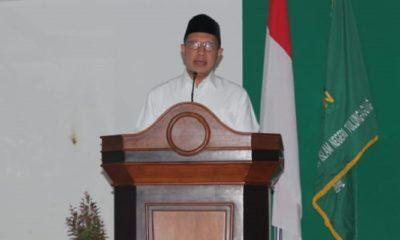 Menteri Agama Hadiri Pengukuhan Guru Besar Prof Maftukhin di IAIN Tulungagung
