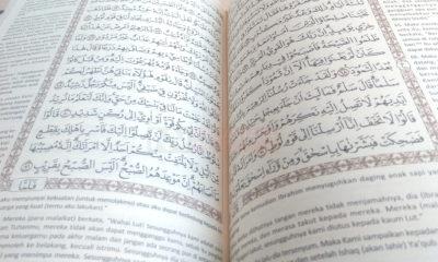 al-qur'an, terjemahan, maksud al-qur'an, menteri agama, nusantaranews