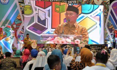 Menteri Pendidikan dan Kebudayaan RI Muhadjir Effendy. (FOTO: Dok. Kemendikbud)