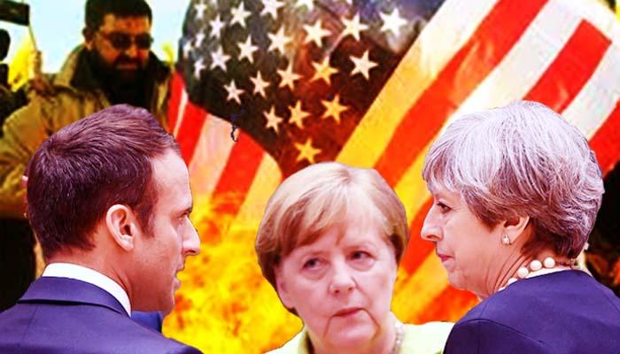Momentum Perlawanan Eropa
