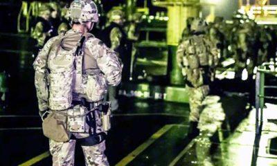 Pasukan Elit Inggris Membajak Kapal Tanker Iran