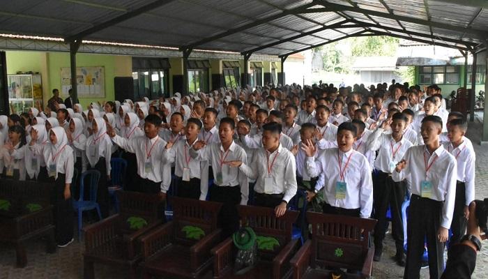 pelajar, madiun, wawasan kebangsaan, bela negara, nusantaranews