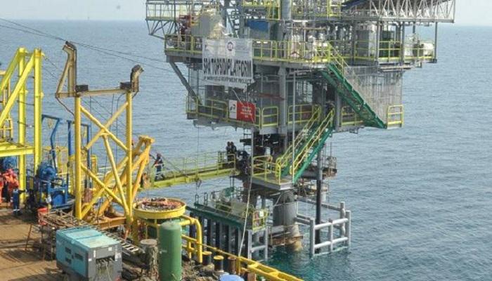migas pertamina, pengeboran minyak, gas bumi, pantai utara jawa, karawang, nusantaranews