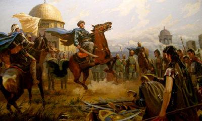 pertempuran hittin, pembebasan palestina, nusantaranews