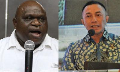 Pigai dan Dharma Dinilai Layak Wakili Indonesia Timur Sebagai Pimpinan KPK