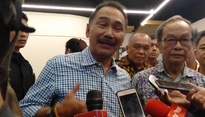 Politisi Partai Golkar Rizal Mallarangeng. (Foto: Romandhon/NUSANTARANEWS.CO)