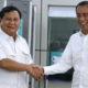 Prabowo dan Jokowi Berjabat Tangan. (Foto Istimewa)