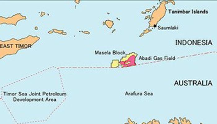 Presiden Jokowi - Blok Masela dan Blok BMG di Australia