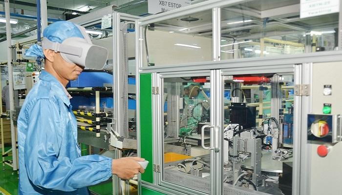 Produsen Elektronik di Batam. (FOTO: Istimewa)