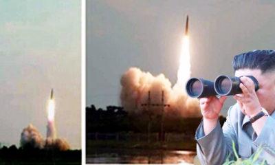 Pyongyang Kembali Uji Coba Rudal Balistik Canggih Mirip Iskander Rusia