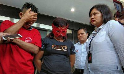 Rasain! Polrestabes Surabaya Tangkap Seorang Suami yang Tega Menjual Istrinya, nusantaranewsco
