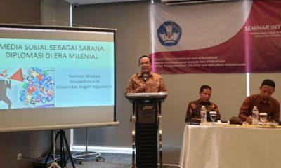 Rektor Universitas Negeri Yogyakarta, Sutrisna Wibawa. (FOTO: Kemendikbud)
