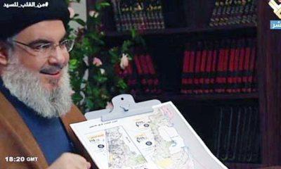 Sekarang, Israel Akan Lenyap Bila Berperang Dengan Hizbullah