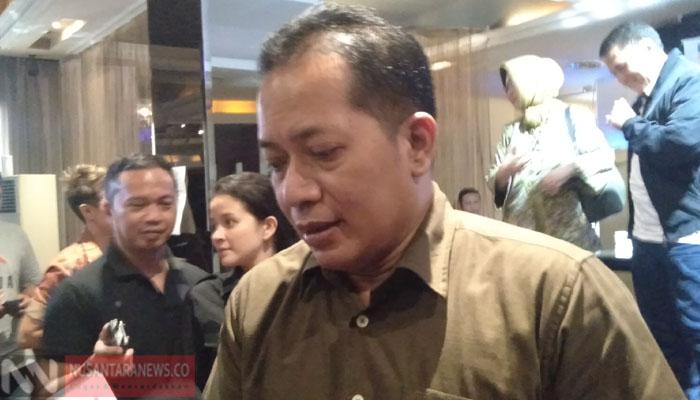 Wakil Ketua Umum Partai Gerindra Ferry Juliantono Merasa Aneh Pertemuan Prabowo-Megawati Dimaknai Bagi-bagi Kursi. (Foto: Romandhon/Nusantaranews.co)