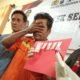 Warga Madura Jadi Pengedar Sabu Ditangkap Polisi Surabaya. (FOTO: NUSANTARANEWS.CO/Setya)