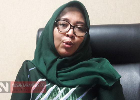 Anggota Komisi C DPRD Jatim Khozanah Hidayati. (Foto: TRi Wahyudi/NUSANTARANEWS.CO)