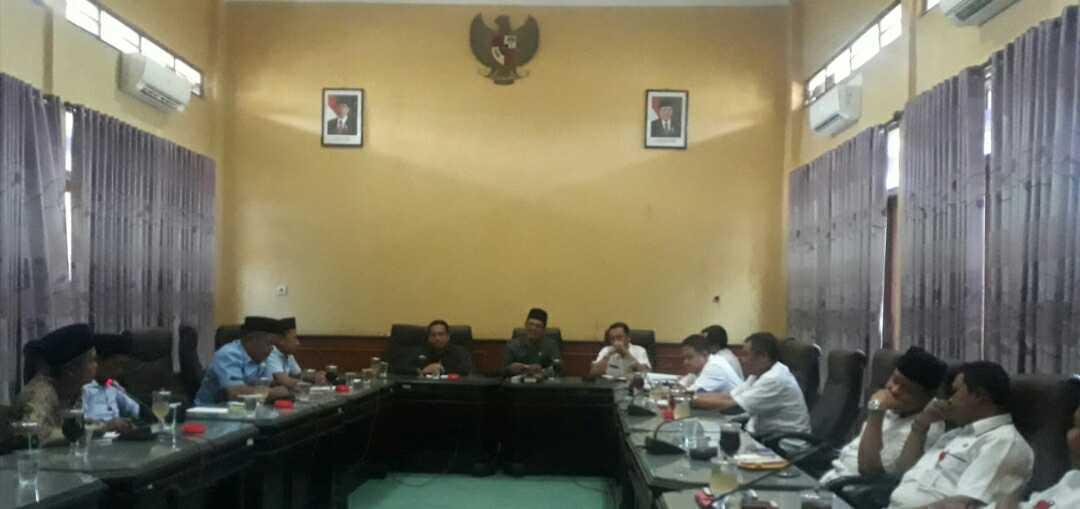 Pilkades Serentak Bergejolak, Pemerintah dan DPRD Sumenep Bertemu