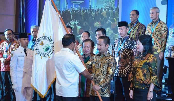 65 Kepala Daerah Kepulauan dan Pesisir Hadiri Rakornas ASPEKSINDO. (FOTO: NUSANTARANEWS.CO/Istimewa)