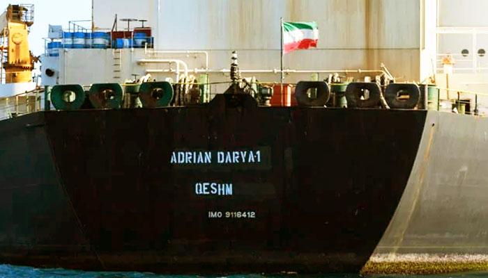 AS Kecewa Inggris Melepaskan Kapal Tanker Iran