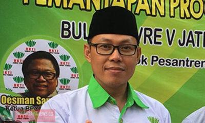 Sosok DPD RI, Ahmad Nawardi Dinilai Layak Maju di Pilwali Surabaya 2020. (Foto: NUSANTARANEWS.CO/Tri Wahyudi)