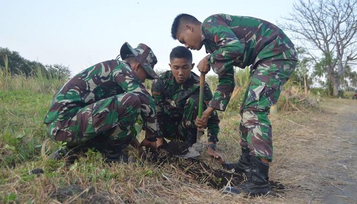 armed 12, divisi infanteri kostrad, green Army exercise, nusantaranews