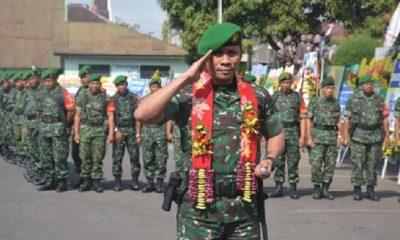 Deklarasi Damai Tiga Pilar Hadapi Pilkades Serentak di Jember. (FOTO: NUSANTARANEWS.CO)