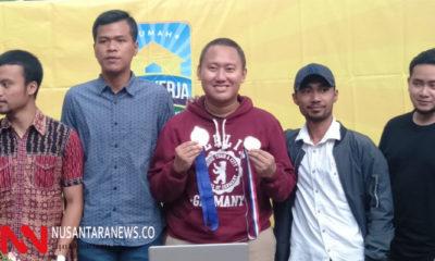 Dewan Kepemudaan Nasional atau DKN menggelar jumpa pers di kawasan Jakarta Selatan (168) membahas persiapan Indonesian Youth Economic Summit (Foto: NUSANTARANEWS.CO/Adhon).