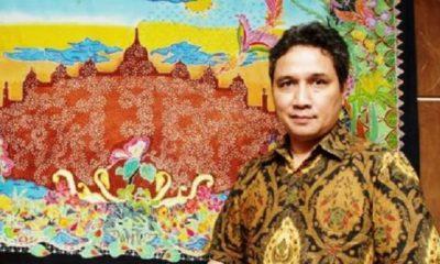 Dirjen Kebudayaan Hilmar Farid - Langkah Karya Seni Rupa Koleksi Negara. (FOTO: Istimewa)