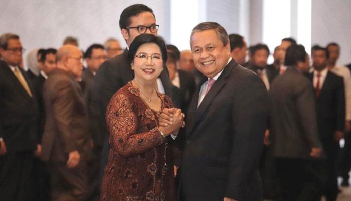 destry damayanti, deputi gubernur senior, bi, bank indonesia, nusantaranews