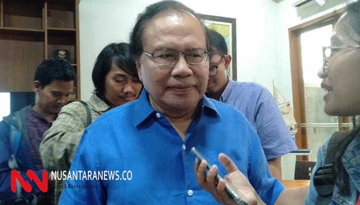 Ekonom Senior Rizal Ramli. (Foto: NUSANTARANEWS.CO/Adhon)