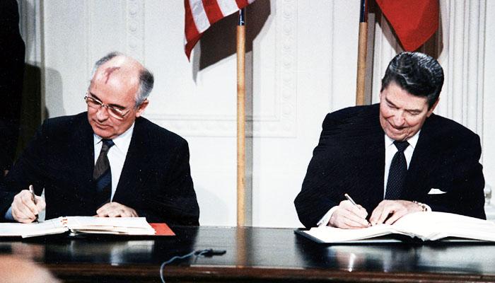 INF Treaty Berakhir, AS Segera Uji Coba Rudal
