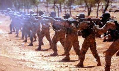 Idlib merupakan benteng terakhir para teroris