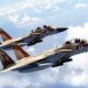Jet-Jet Tempur Israel Menyerang Pangkalan Angkatan Laut Hamas