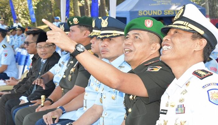 komandan baru, kolonel eko sujatmiko, lanud abdurrahman saleh, nusantaranews