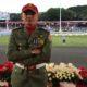kolonel inf slamet riadi, komandan upacara, apel kehormatan, renungan suci, tmp kalibata, nusantaranews